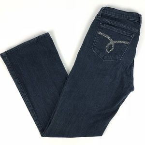Not Your Daughter's Jeans High Rise Flare size 10